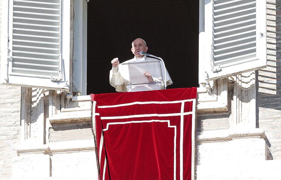 Franciszek: koptyjscy męczennicy z Libii to święci wszystkich chrześcijan