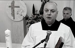Po długiej chorobie zmarł ks. Andrzej Dymer