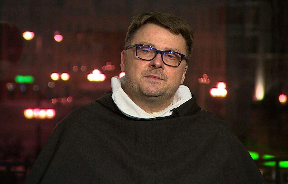 Marcin Mogielski OP o sprawie ks. Dymera: chcę, żeby kuria wreszcie pokazała, że jej zależy