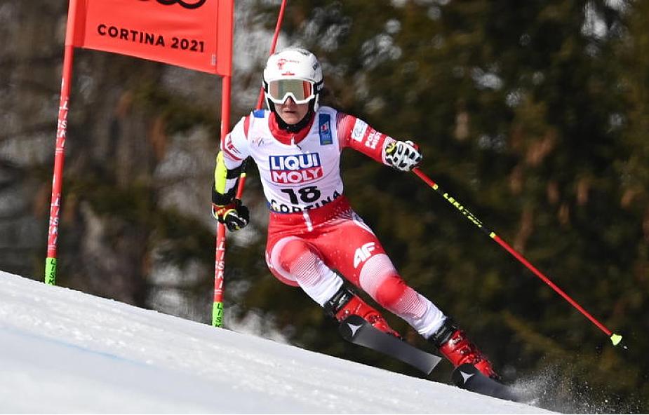 Maryna Gąsienica-Daniel blisko podium na MŚ. To najlepszy wynik Polki od ponad 30 lat.