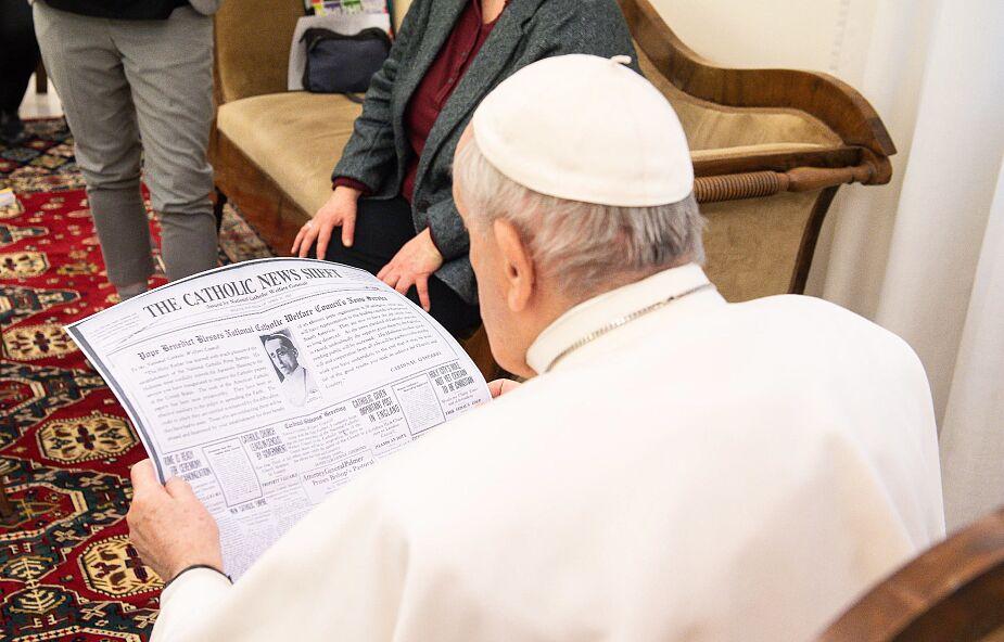 Papież uda się do Iraku pod jednym warunkiem