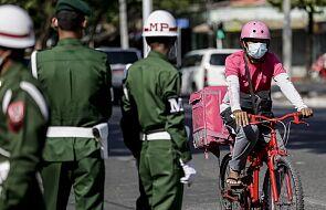 Mjanma: junta umacnia władzę, wpływowy stronnik obalonego rządu aresztowany