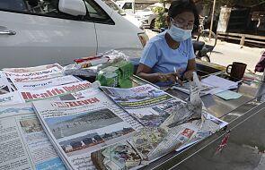 Pucz w Mjanmie. Generałowie umacniają władzę, aktywiści wzywają do nieposłuszeństwa