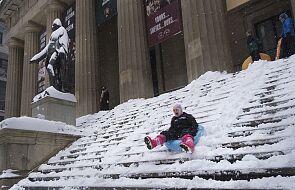 Kataklizm pogodowy w Nowym Jorku. Opady paraliżują miasto