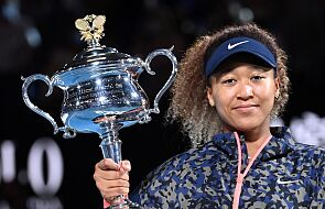 Naomi Osaka wygrała wielkoszlemowy turniej tenisowy Australian Open