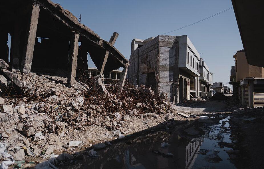 Irak: odbudowę można zadekretować, wzajemne zaufanie, nie