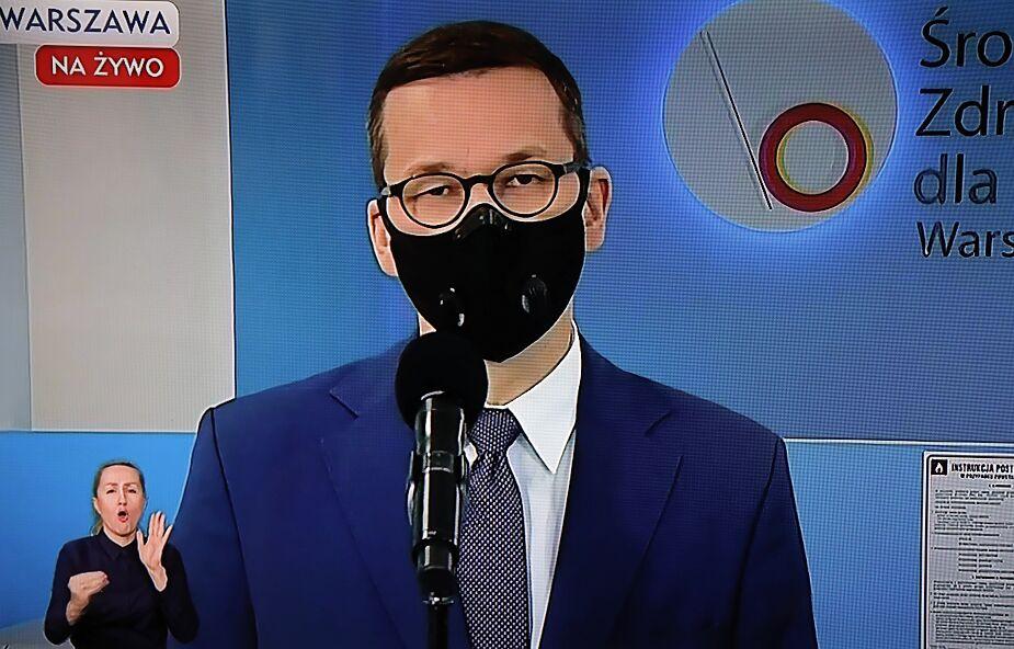 Minister Dworczyk zakażony koronawirusem. Co z kwarantanną premiera?