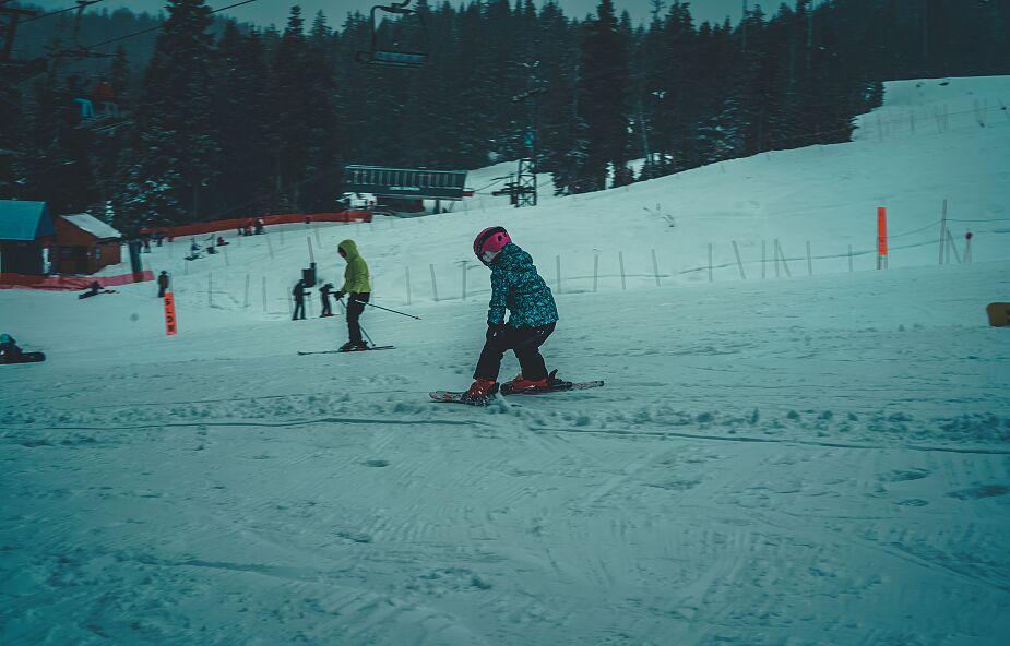 Tragiczny wypadek na stoku narciarskim w Krynicy