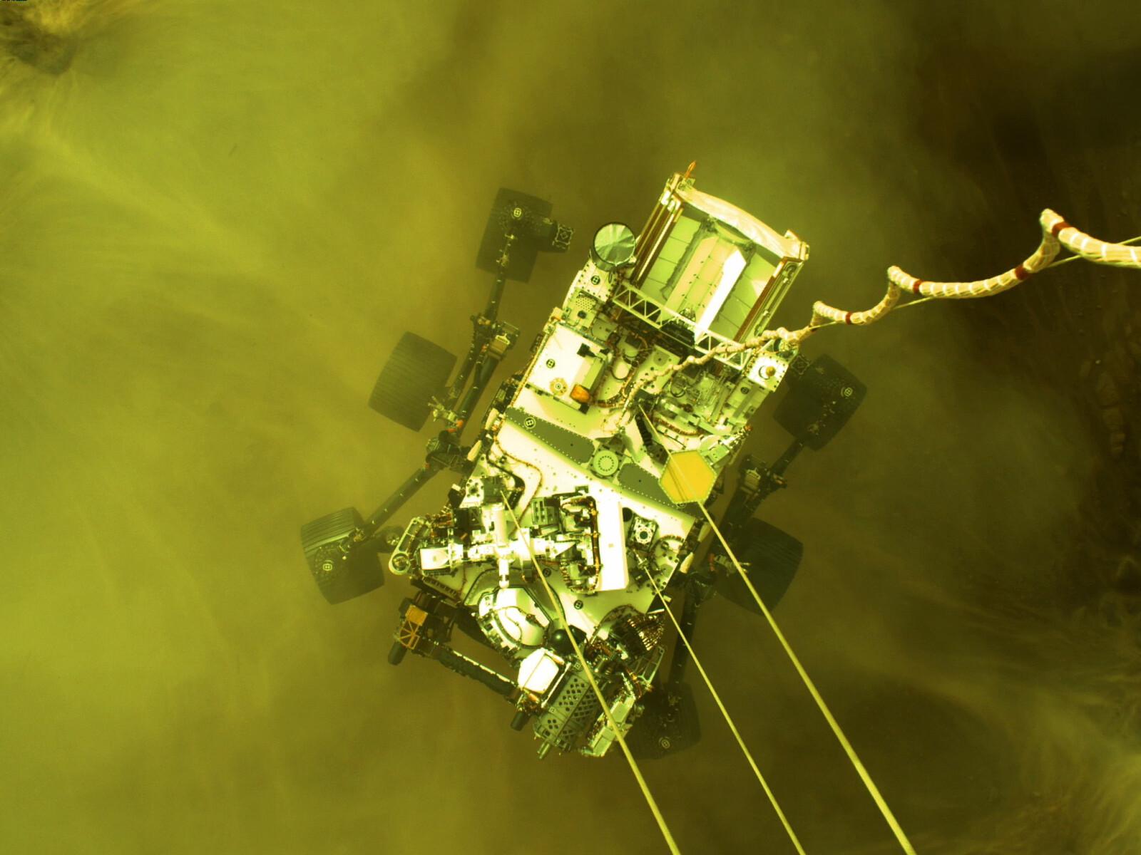 fot. PAP / EPA / NASA / JPL-Caltech HANDOUT