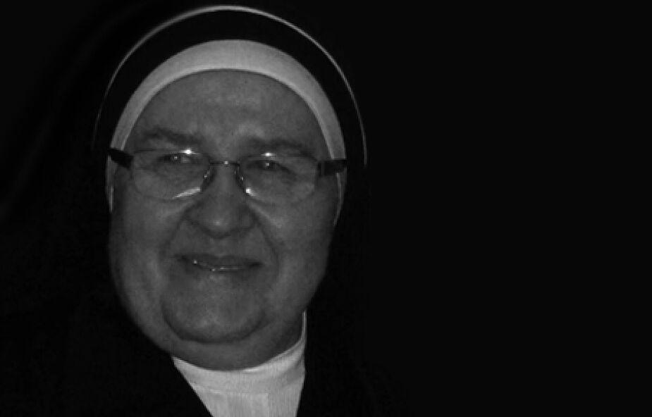 Pogrzeb s. Maksymiliany Wojnar, współtwórczyni Forum Szkół Katolickich
