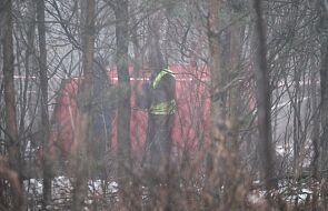 Dwie ofiary śmiertelne, dwoje rannych w wypadku śmigłowca