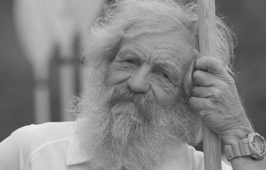 """Jak zmarł Aleksander Doba? """"Był świadomy i szczęśliwy"""""""