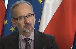 Minister zdrowia podał liczbę zakażeń: sytuacja nie wygląda dobrze, planujemy regionalizację obostrzeń