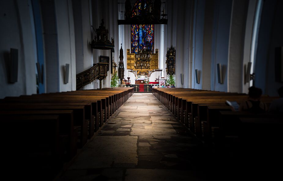 Meksyk: mężczyzna zmarł w kościele