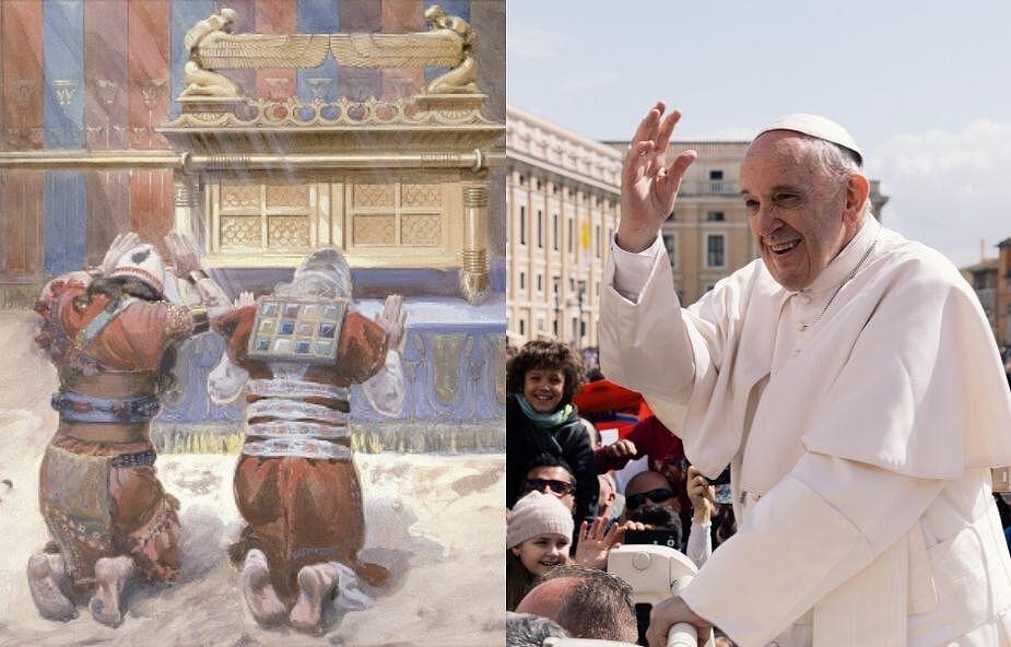 Papież Franciszek odwiedzi grób ważnego proroka w Bagdadzie