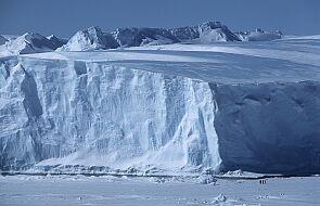 Od lodowca na Antarktydzie oderwała się góra lodowa wielkości Londynu