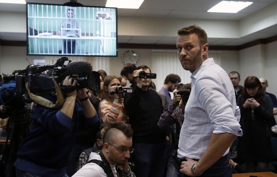 """Unia Europejska potępiła skazanie Nawalnego: """"motywowane politycznie"""""""