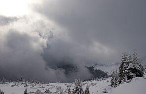 Turystka rozebrała się na Śnieżce przy 26-stopniowym mrozie. Musiał interweniować GOPR