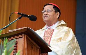 Kardynał Bo: demokrację można przywrócić poprzez dialog
