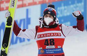 Kamil Stoch drugi w Klingenthal, wygrał Granerud