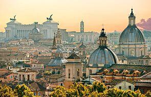 """W Rzymie """"czerwony alarm"""": obawy przed tłumami na ulicach"""