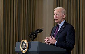 Biden: sankcje będą zniesione dopiero po zaprzestaniu przez Iran wzbogacania uranu