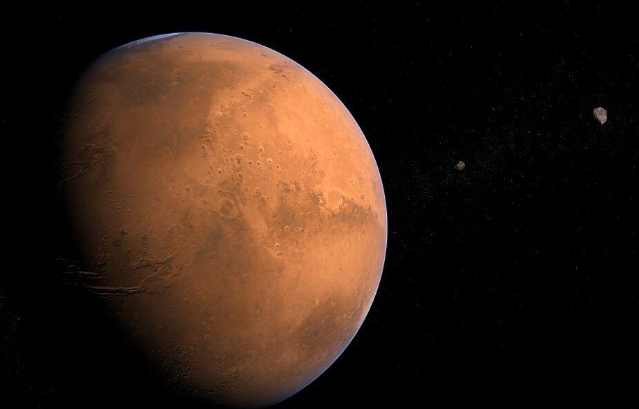 Na Marsie robi się tłoczno. Trzy sondy lecą w kierunku Czerwonej Planety