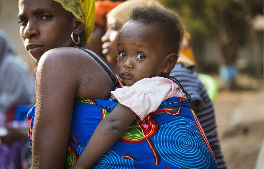 Polki pomagają kobietom z Afryki