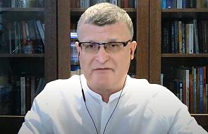 Dr Grzesiowski wypowiedział się nt. spotkań rodzinnych podczas świąt