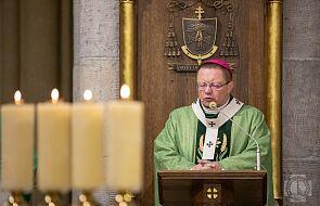 Abp Ryś: biskupi nie są w stanie sami wyprowadzić Kościoła z kryzysu