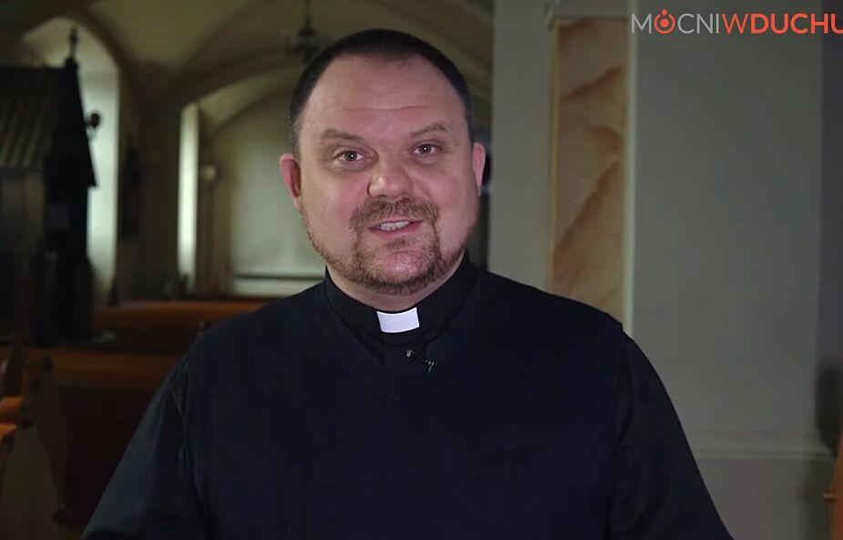 Jacek Olczyk SJ: to nie cuda zbawiają ale męka Chrystusa