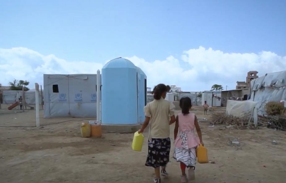 W Jemenie dzieci umierają z głodu. Blokada dostaw paliwa pogłębia kryzys humanitarny