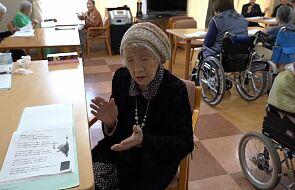 Najstarsza kobieta na świecie podtrzymuje chęć udziału w sztafecie olimpijskiej