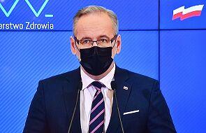 MZ: 18 775 nowych zakażeń koronawirusem, 351 chorych zmarło