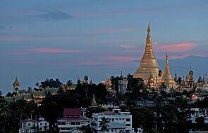 Birma: w rocznicowym demonstracjach zginęło co najmniej 6 osób