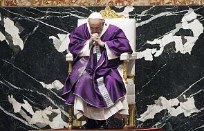 """Franciszek do młodzieży: """"Czasy są ciężkie, ale walczcie o swoje marzenia"""""""