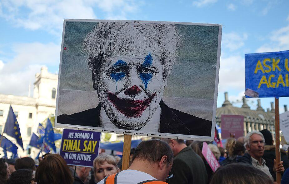 Komisja Europejska przeciwko W. Brytanii w sprawie umowy o brexicie. Zarzuca złamanie warunków umowy