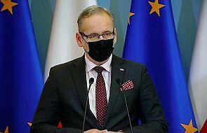 Ministerstwo Zdrowia: 14 396 nowych zakażeń koronawirusem, 372 chorych zmarło