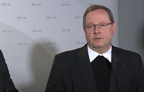 Przewodniczący episkopatu Niemiec: instytucjonalne tuszowanie przypadków pedofilii to katastrofa