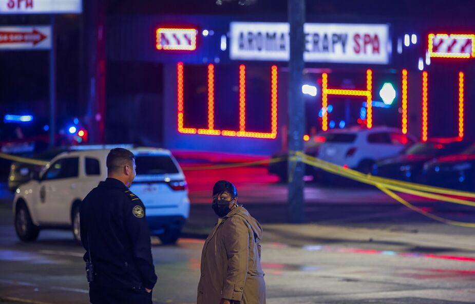 Do ośmiu wzrosła liczba ofiar śmiertelnych strzelanin w Atlancie i okolicach