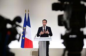 W Francji ponownie lockdown w części kraju. Wznowiono szczepienia AstraZenecą