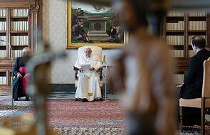 Papież modlił się za ofiary Covid-19 we Włoszech
