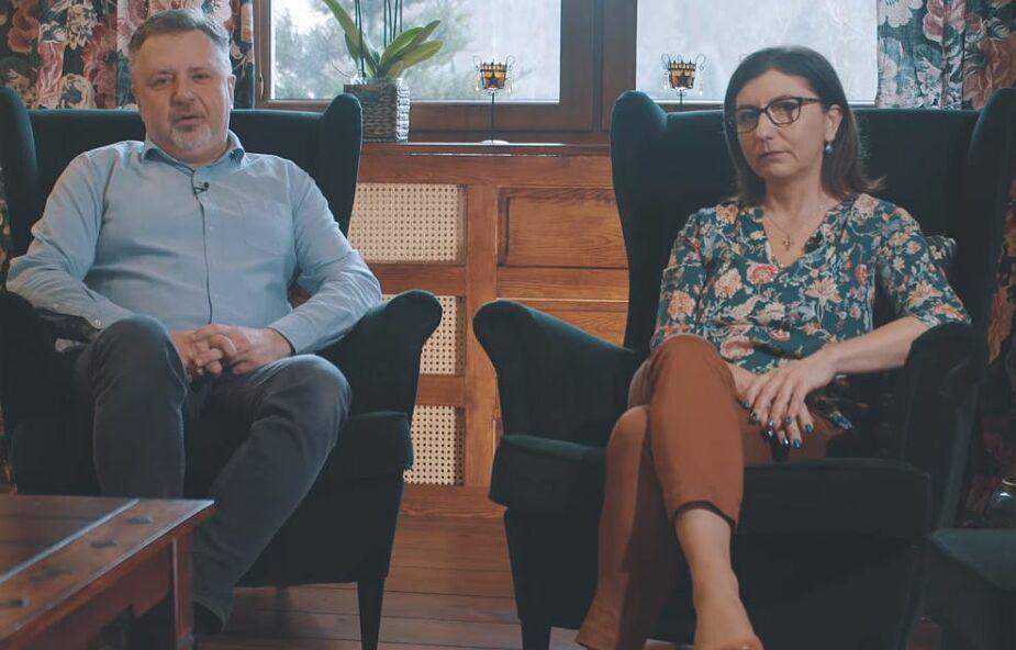 Monika i Marcin Gajdowie: tajemnica Dobrej Nowiny to umieranie, które nie prowadzi do śmierci