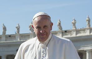 Papież przyjął prezydenta UEFA