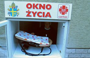 Pierwsze Okno Życia w Polsce ma już 15 lat. Uratowało już wiele dzieci