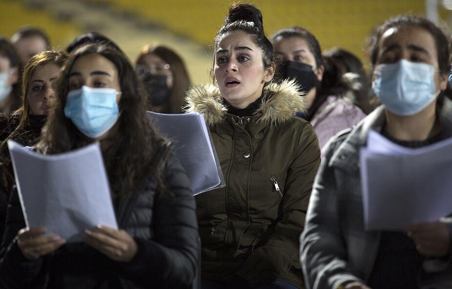 """""""Bardzo potrzebujemy zastrzyku nadziei"""". Zakonnica z Iraku przed pielgrzymką Franciszka"""