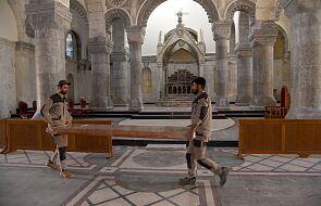 Iraccy chrześcijanie na uchodźstwie martwią się o Papieża