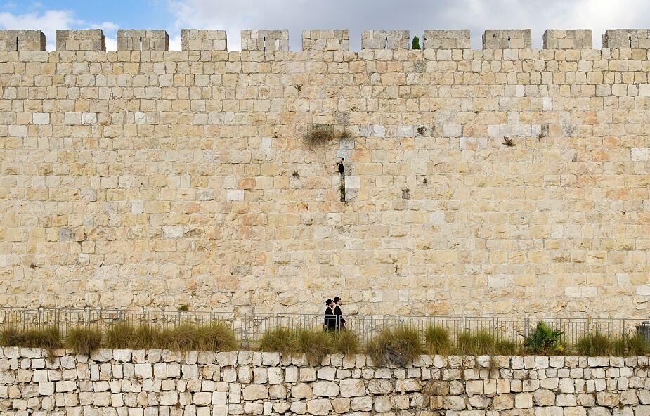 Biskupi Ziemi Świętej potępili akt wandalizmu wobec klasztoru w Jerozolimie