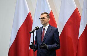 Morawiecki: polskie zespoły medyczne przeprowadzą szczepienia w Kwaterze Głównej NATO