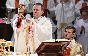 Pożegnano abpa Tadeusza Wojdę, który za tydzień obejmie metropolię gdańską